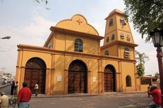 Iglesia de Palo Negro