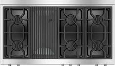 Miele 48 Inch Pro-Style Dual Fuel Natural Range with 6 Sealed M . Commercial Appliances, Home Appliances, Induction Range Cooker, Ranger, Miele Kitchen, Nail Care Routine, Steak Knife Set, Cookware Set, Recipes