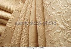 Busatti Linen Factory Anghiari Tuscany Italy - Stock Image