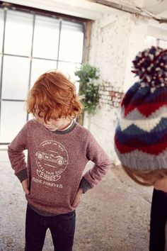 Septembre-KIDS-LOOKBOOK | ZARA France