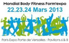 26ème Salon Body Fitness Paris Porte de Versailles