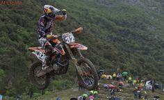 Jorge Prado, el niño prodigio del motocross mundial
