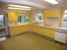 A detached house at Bowness on Windermere, complete with original 1970s interior