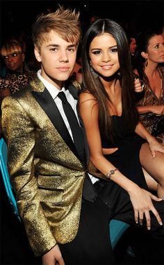 Justin Bieber Ignores Selena Gomez At iHeartRadio Music Awards 2016