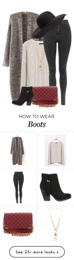"""""""Fall Outfit"""" by genuine-people on Polyvore featuring Maison Margiela, Charlotte Russe and Fall"""