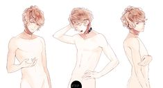 Para Una Dialover!!! [Vol.2]© - 🔞~Sakamakis and Mukamis' sexy body~🔞 - Wattpad