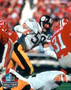 Jack Lambert - One of the greatest MLB