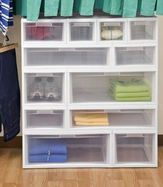 Our Modular Drawers Could Be The Perfect Companion For Your Out Of Control  Closet!