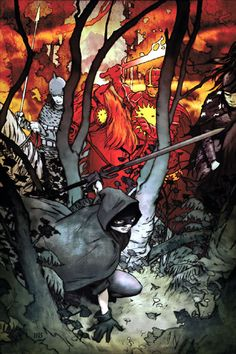 FABLES #37