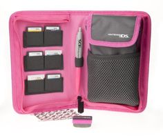Universal Duo Case Kit - Pink $19.99  Amazing Discounts  Your #1 Source for Video Games, Consoles & Accessories! Multicitygames.com Click On Pins For More Info