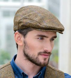 Imported from Ireland and a required item for every Irish American wardrobe. Tweed Flat Cap, Baseball Caps and Wool Knit Caps. Mens Newsboy Hat, Irish Hat, Celtic Clothing, Irish American, Irish Traditions, News Boy Hat, Flat Cap, Old Glory, Fashion Over 50