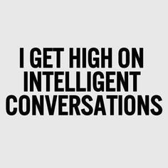 Intelligent conversations