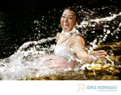 Jorge Rodriguez Photography - Destination Wedding Photography & Portrait based in Playa del Carmen, covering Tulum, Cozumel, Isla Mujeres, Cancun & Riviera Maya Mexico  - Sandos Caracol Eco Resort Sweet 15 Portraits: Susana from Monterrey Mexico, came to The Riviera Maya to celebrate her sweet 15 with a Photo Shoot around the property of Sandos Caracol Eco Resort, we spent some time doing photos at the majestic Cenote (Natural Sinkhole) and some more at the beach, we had a great time during…