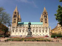 Szent Péter és Szent Pál Székesegyház itt: Pécs, Baranya megye
