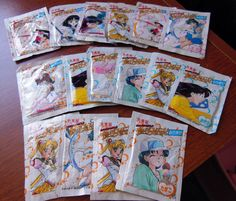 Sailor Moon Food Expired Curry and Furikake   eBay