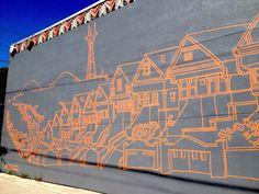 170 Commercial Building Mural Design Ideas Design Mural Design Mural
