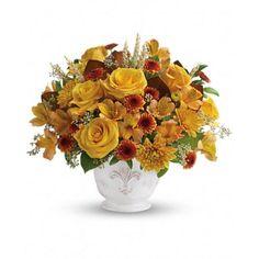 Country Splendor Bouquet ( Deluxe )