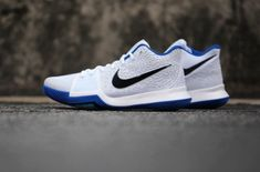 The Nike Kyrie 3 Hyper Cobalt Welcomes February