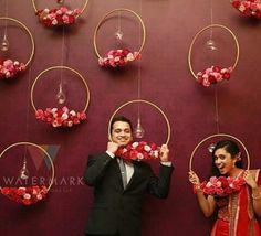 Trendy Diy Wedding Decorations For Alter Photo Booths Ideas Wedding Hall Decorations, Diy Diwali Decorations, Marriage Decoration, Engagement Decorations, Flower Decorations, Happy Diwali, Diwali Diy, Mehndi Decor, Wedding Mandap