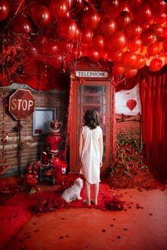 Rosso come un sogno vivido