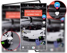 TikVideoCyborg Review- The first tiktok app that allows you to post from your desktop and laptop! Watch and See How it Works! #tiktok #tikvideocyborgreview #tikvideocyborgdemo Tik Video, Double Numbers, 3 In One, Software, Desktop, Laptop, Product Launch, Watch, Clock
