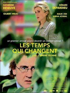 Les temps qui changent, réal. André Téchiné, 2004 - tourné à Tanger.