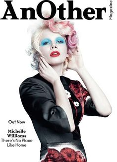 Michelle Williams by Willy Vanderperre for AnOther Magazine Spring 2013