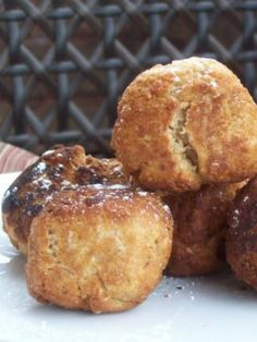 Sufganiyot  Whole Wheat Jelly Doughnuts. A healthier version of this Chanukah favorite.