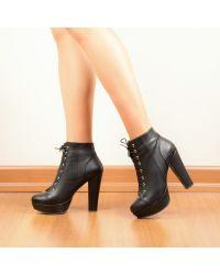 Siyah Platform Topuklu Bot   #heels #platform #platformheels #black #siyah #kısabot #siyahbot #bootie #bot #topukluayakkabı #topukluayakkabi #moda #modavapuru #fashion #style #stil #winter