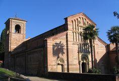 Abbazia di Vezzolano. Epoca: 770 Stile Gotico Romanico Luogo: Albugnano