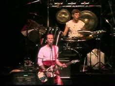 ▶ King Crimson - Three of a Perfect Pair -live-(1984) - YouTube