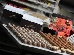 Made with pure couverture chocolate in Sydney Australia www.choc.com.au