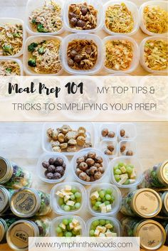 Busy lives can making eating healthy stressful! But it doesn't have to be that…