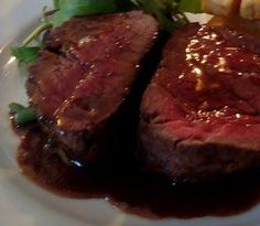 Chateaubriand    This was one of the Sidney Country Club's favorites.  Chateaubriand Recipe  Chateaubriand is a juicy-on-the-inside, seared ...
