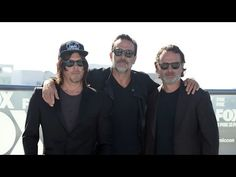 The Walking Dead - Season 7 | full Comic-Con press conference 2016 - YouTube