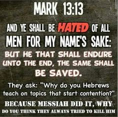 Hebrew Israelites. Luke 1:68-75  Blessed be the Elohim of Israel; for he hath visited and REDEEMED HIS PEOPLE, And hath raised up an Horn of Salvation for US in the house of his servant David; As he spake by the mouth of his Holy Prophets, which have been since the world began: That we should be SAVED from our ENEMIES, and from the Hand of  ALL THAT HATE US; Praise the Most High Yah