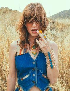 My Boho Wishes - bohemiandiesel: . Indie Mode, Bohemian Mode, Bohemian Style, Boho Chic, Hippie Chic, Hippie Gypsy, Hippy, Style Indie, Gypsy Style
