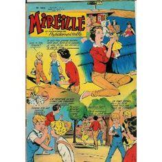 Mireille (n°253) du 10/12/1958 - Dessins de : Claude Verrier - Jean Sidobre - Jean-Louis Pesch - Etienne Le Rallic - Angelo Di Marco - George Scarbo - Marthe Montès -... [Magazine mis en vente par Presse-Mémoire]
