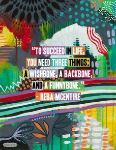 Reba McEntire #quote I like u Reba