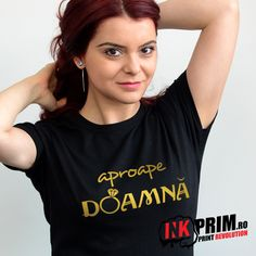 Tricou Mireasa, Aproape Doamna - Personalizat pentru Petrecerea Burlacitelor Revolution, Sport, T Shirt, Tops, Women, Fashion, Supreme T Shirt, Moda, Deporte
