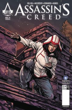 Assassin's Creed (2015) Issue #11