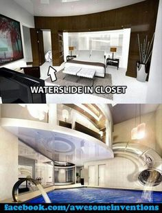 "Say what "" slide. In walking closet awsome"