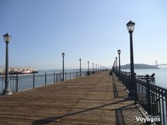 Pier 7 Seattle Skyline, San Francisco, Travel, Viajes, Traveling, Tourism, Outdoor Travel
