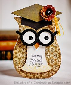 Graduation Owl - Scrapbook.com
