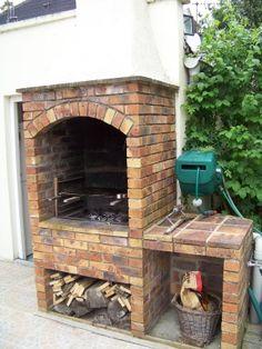 Barbecue en briques de Vaugirard - - Vous avez construit votre barbecue ?