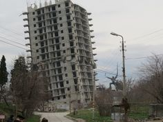 Грачихa - фотку надо бы с другой точки сделать, Multi Story Building