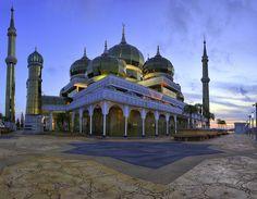 Masjid Kristal   Crystal Mosque, Kuala Terengganu.   Flickr - Photo Sharing!