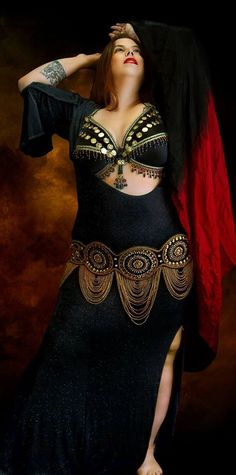 Aurora Dawn from Staten Island, NY. Photo produced and created by Jerry Bezdikian Photography and Design. (plus size belly dance ♥)
