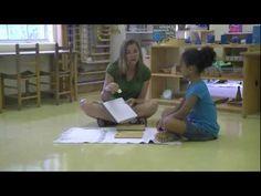 Montessori Elementary Math Lesson: Multiplication Bead Board