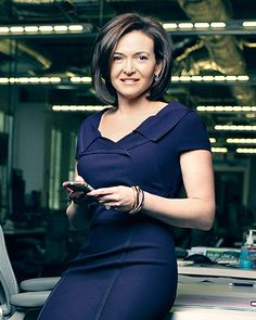 The Power of Leaning In: Sheryl Sandberg via O, The Oprah Magazine
